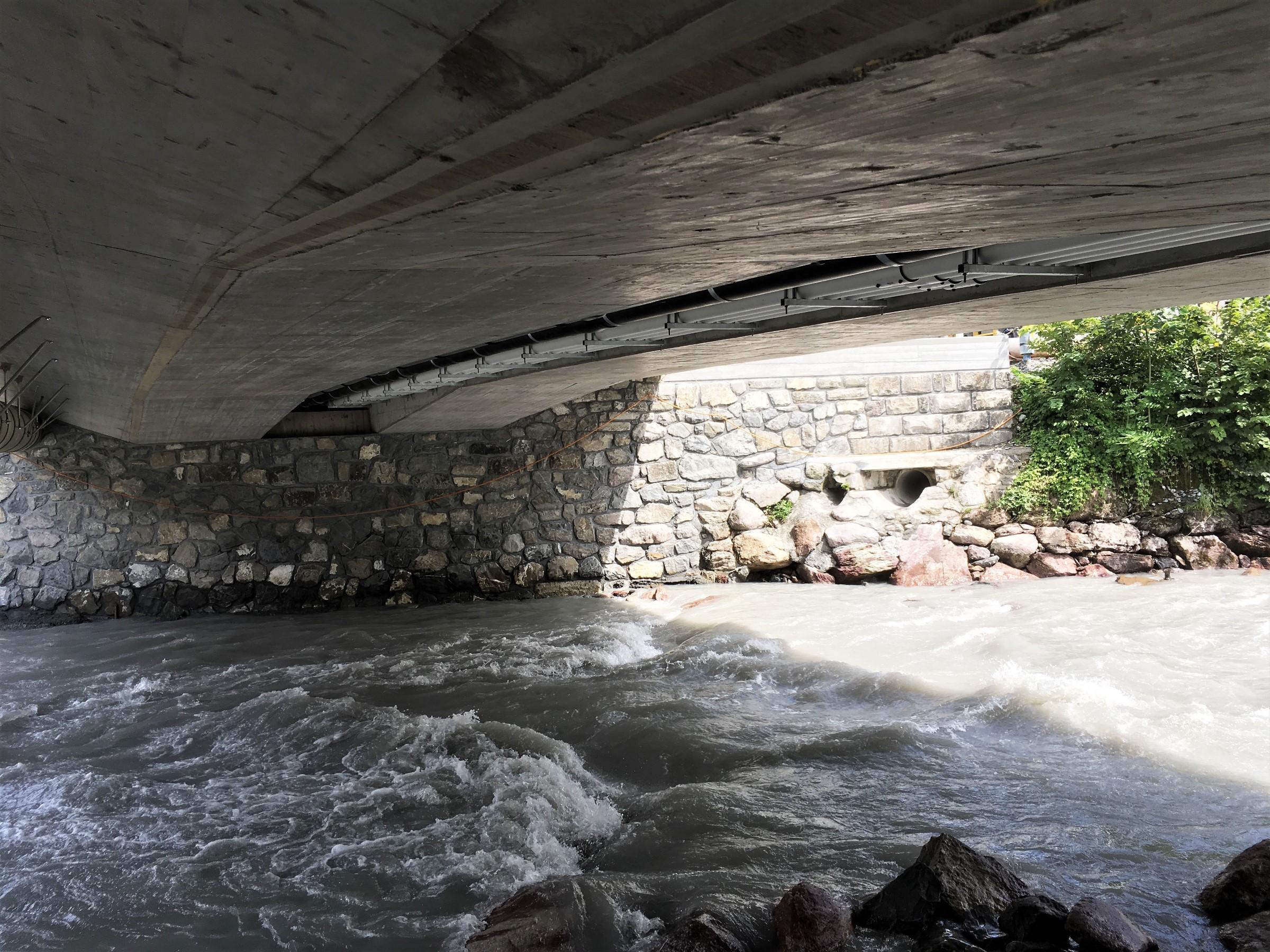 Ersatz Linthbrücken